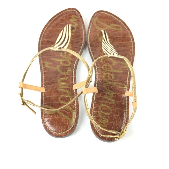 912de40c144cdc Sam Edelman Womens Gigi Thong Sandals Zebra Print.  M 5a6697d900450ff28ef837d1. Other Shoes ...